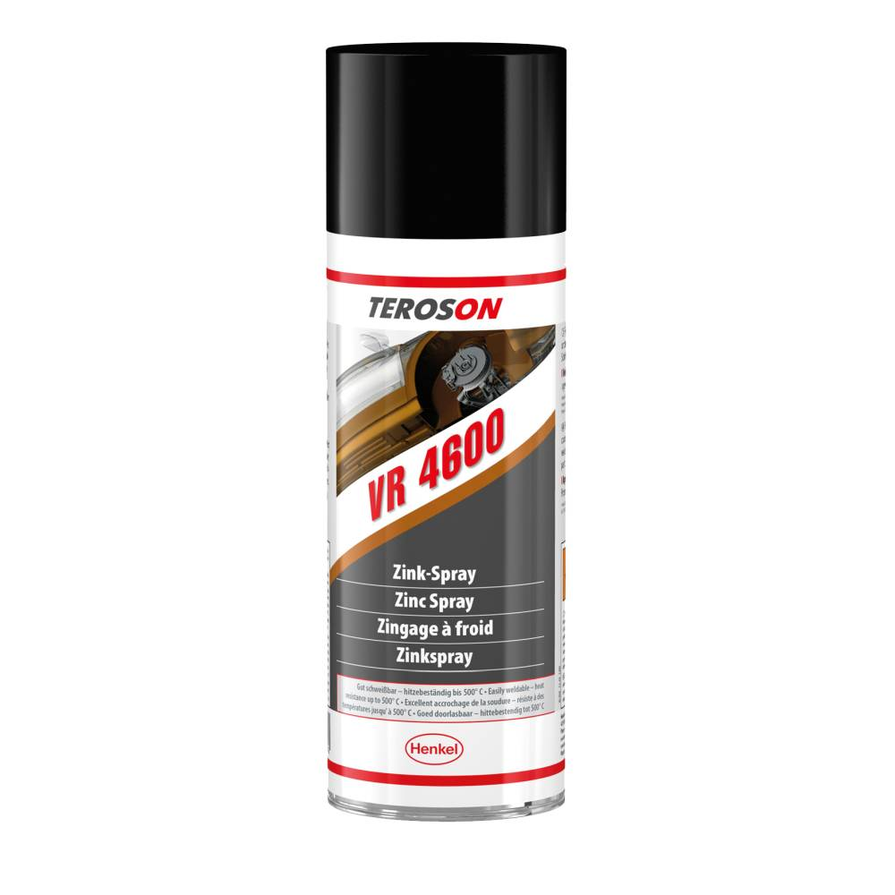 Spray cu zinc Teroson VR 4600 400 ml