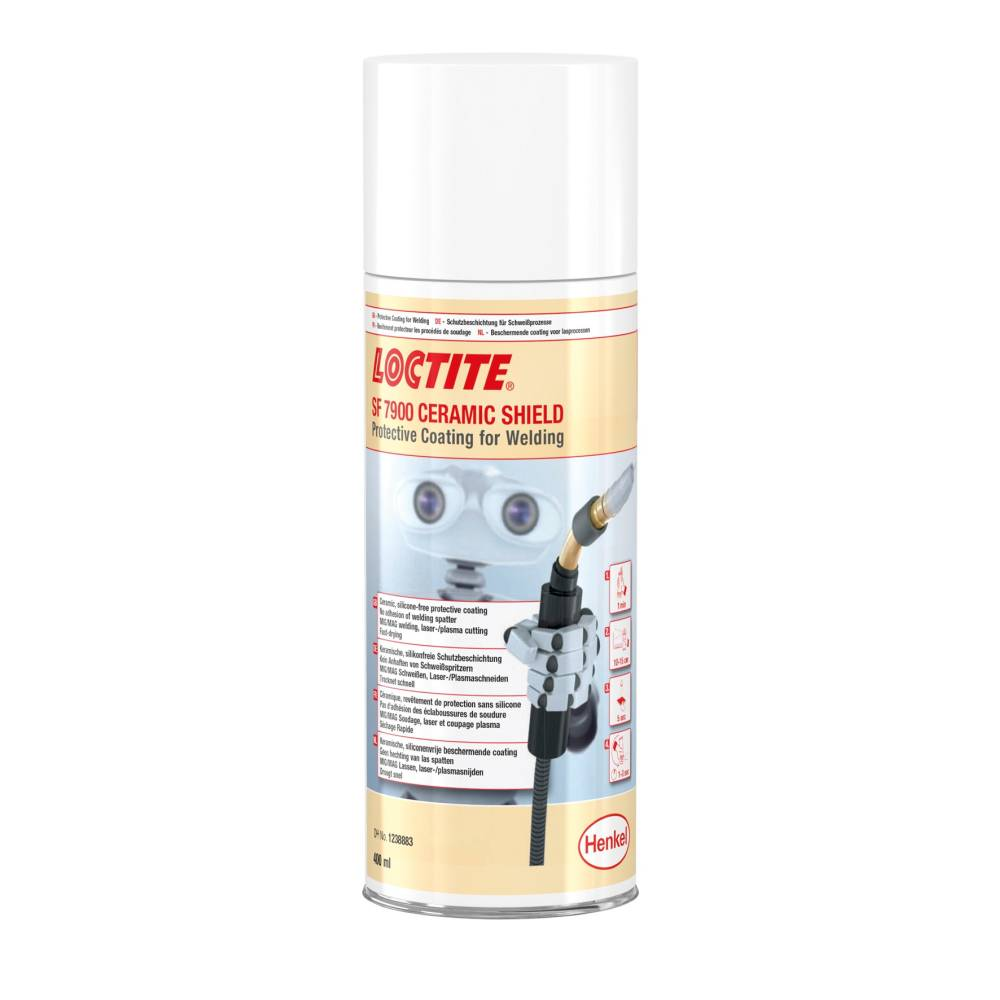 Spray protectie echipamente sudura Loctite SF 7900 Ceramic Shield 400 ml